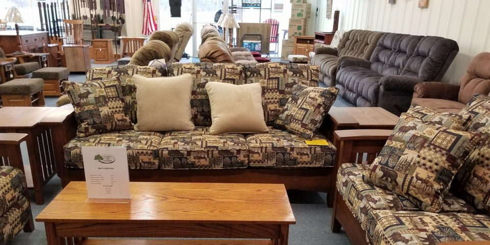 affordable amish quality living room furniture