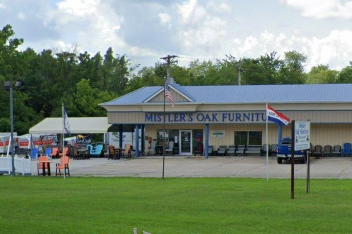 Oak Furniture Amish, Union Furniture Mo